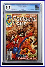 Fantastic Four #v3 #9 CGC Graded 9.6 Marvel September 1998 Comic Book