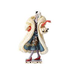 NEW Disney Traditions Jim Shore Cruella De Vil Develish Dognapper Scene Figurine