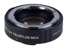 Kenko DGX MC4 1.4x für Nikon AF Telekonverter 1.4x