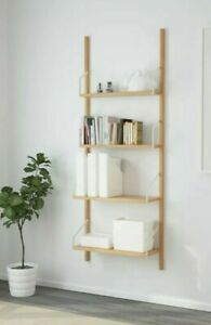 4 x IKEA SVALNAS Bamboo Shelves ~ Choice of 81x15cm & 81x25 cm NEW RRP£80/£100