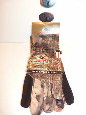 Infinity Gloves L/ XL  Mossy Oak Fleecy Hunting, Shooting, Fishing SI 0017