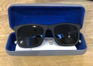 Calvin Klein CK4319S Mens Sunglasses Black/Grey