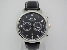 46) Gents Stainless Steel Rotary GS00520 Chronograph Quartz Wrist Watch
