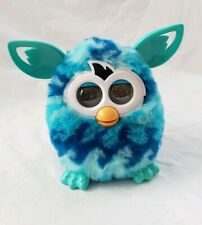 2012 FURBY Turquoise Blue Wave EUC Tested Working