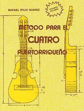 Metodo Para El Cuatro Puertorriqueño Pilo Suarez Vol 2