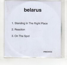 (HS509) Belarus, Standing In The Right Place - DJ CD