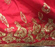 Indian Sari Sarcee  Wedding Traditional Style Wear Bridal Ethnic Women Cloth (s6