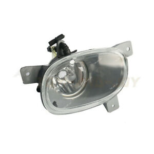 #8620224 For Volvo S80 99-06 Front Left Driver Side Fog Light Lamp No Bulb
