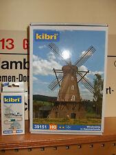 Gebäude, Tunnel & Brücken für Kibri Modellbahnen der Spur H0 mit Haus