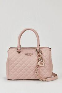 GUESS Melise Luxury Shopper Bag Rose