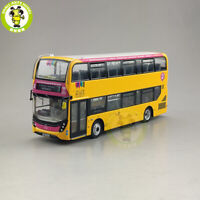 1/76 UKBUS 6510 ADL Enviro400 MMC Yellow Bus diecast car Bus model