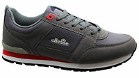 Ellesse Fabbiano D Runner Mens Low Lace Up Running Trainers 5510041.6XW D108