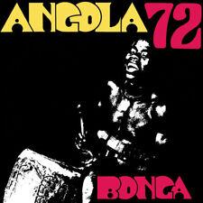 """BONGA """" ANGOLA 72 """" JAZZ AFRICA LATIN WORLD MUSIC"""