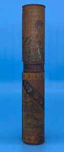 Late 19th Century Tin Litho pencil case/calculator patent 1898