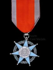 French Order of Social Merit Medal