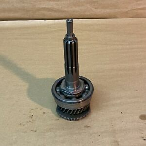 Original Jaguar XKE E-Type S1 3.8 XK150 Mk 1 2 Constant Pinion Shaft C10200 OEM