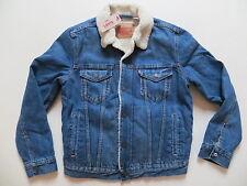 Levi's Jacke Jeansjacke mit Teddy Fell Gr. S, NEU ! warm gefütterte Winterjacke!