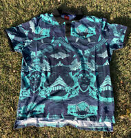 Rare Nike Kobe Bryant black mamba Promo Polo Shirt XL