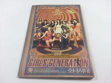 SNSD 3rd Mini Album Hoot CD Booklet [NO Photocard] K-POP Idol Girls' generation