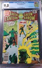 Green Lantern 116 CGC Graded 9.0 5/1979 Guy Gardner Appearance