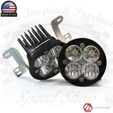 Baja Designs Jeep Squadron-R Pro 4900 Lumens LED JK Fog Pocket Kit 59-7503