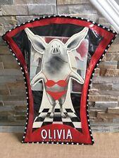 Madame Alexander Cardboard lOlivia Super Model Set Doll,Outfits,Accessories +Bag