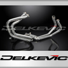 Stainless Steel Header Exhaust Downpipes OEM Replacement HONDA VFR800 VTEC 02-09