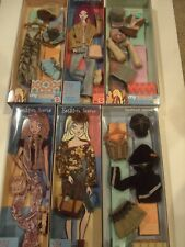 Lot of 6 My Scene Barbie Doll fashion clothes