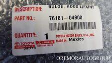 TOYOTA OEM 16-18 Tacoma Hood-Scoop 7618104900