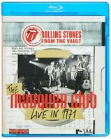 Rolling Stones From The Vault The Marquee Club Live in 1971-Blu-ray-Brand New...
