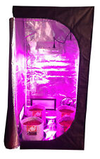4 Site Coco Choir Grow Room - Complete Grow Tent - 300w LED Grow Light with IR!!