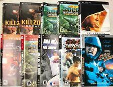 PSP Lot 9 manuals, 10 Cover art