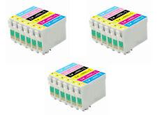 18 Encres Pour Epson R200 R220 R300 R340 RX500 RX600 RX620