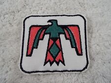 "Southwestern THUNDERBIRD 3-1/4"" Embroidery Iron-on Custom Patch (E7)"