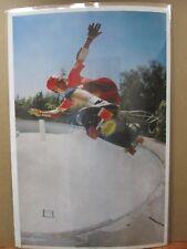 Vintage 1977 Skate Board skateboarding Skate Gettin' Radical Inv#G551