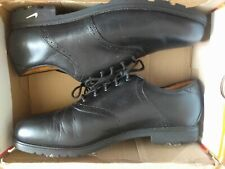 $129 Nike Mens Air Golf Shoes Kempshall Gore-Tex Saddle Spikes Cleats Size 12.5