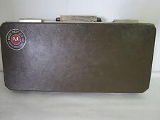 Vintage 1970s Hodgdon Powder Co Shawnee Mission, Kansas 66202 Firearm Gun Case