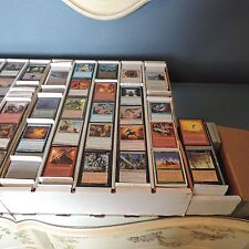 Magic the Gathering Lot of 100 Different Cards Excellent Condition Mostly C/U