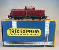 Trix Express international H0 Diesel/Rangierlok V 100 1009 der DB in O-Box #7525