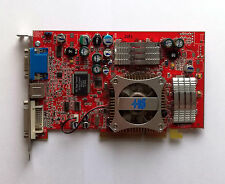 HIS Excalibur ATi Radeon 9600XT 128MB AGP VGA Card - Test OK!