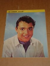 Sal Mineo 1959 Australian Tour Programme (Everly Brothers/Tab Hunter/Delltones)