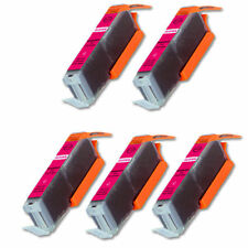 5P MAGENTA Ink Cartridge plus chip for Canon CLI-271XL MG5720 MG5721 MG5722
