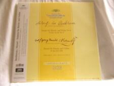 BEETHOVEN & MOZART Violin Sonatas JOHANNA MARTZY 180 gram vinyl DG SEALED LP