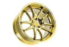 19x9.5 19x11 Aodhan DS02 5x114.3 +15 Gold Vacuum Rims Fits 370z z34 (2009-2014)