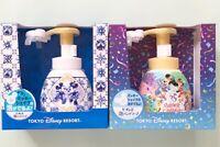 Tokyo Disney Resort Mickey Minnie Hand Soap 35th Anniversary Set 2 Empty Bottle