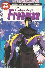CRYING FREEMAN n° 2 (Granata Press, 1991) Manga