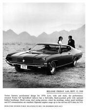 1970 Ford Torino GT SportsRoof Automobile Photo Poster zae2494-CMWPAS