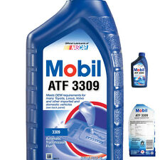 FREE SHIPPING Mobil 3309 Automatic Transmission Fluid - 1 Quart, (Case of 12)