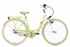 Damenfahrrad 28 Zoll Belluno Damen Rad Hellgrün 3-Gänge RH 48 cm 116C