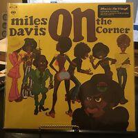 MILES DAVIS ON THE CORNER VINYL LP 180 GRAM AUDIOPHILE